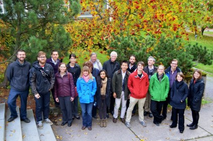 Fulbrighters at American Voices in Turku