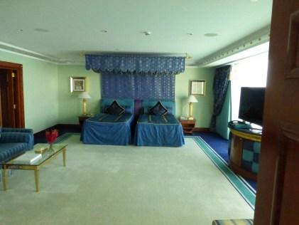 Guest room in suite