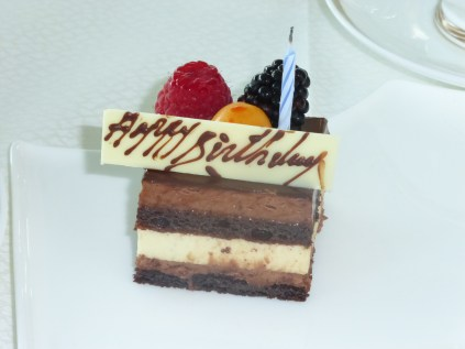 Ahhhh, my birthday