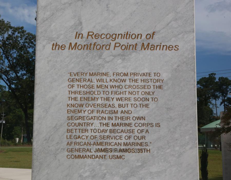 Monfort Point Marines