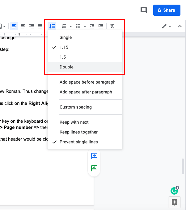 Your name your teacher's name class name and period date title of your paper press tab, and begin typing your paper here. How To Do Mla Format On Google Docs Google Docs Tips Google Drive Tips
