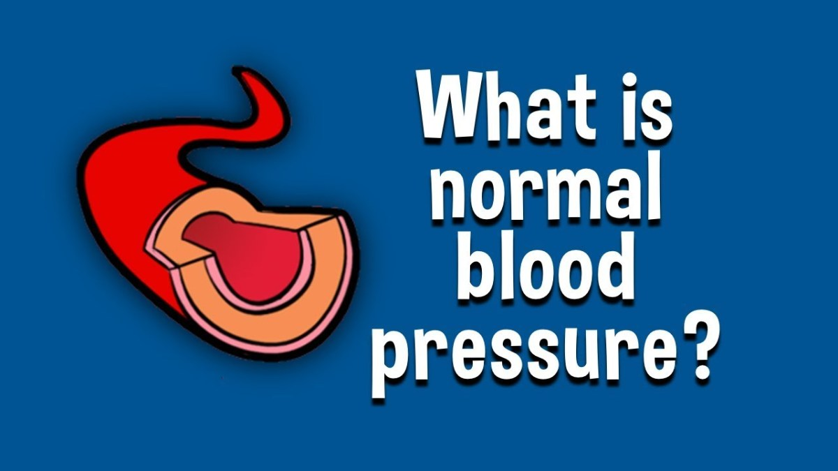 What is normal blood pressure, normal blood pressure range