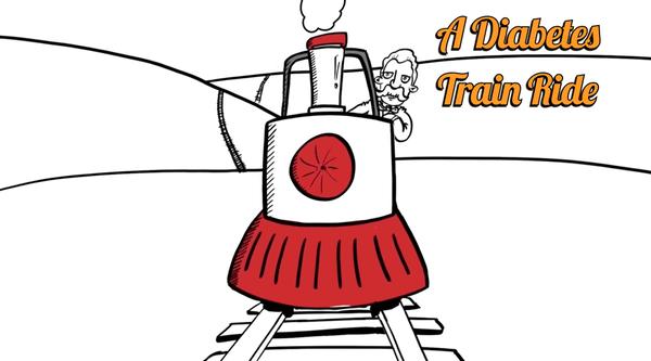 A Diabetes Train Ride