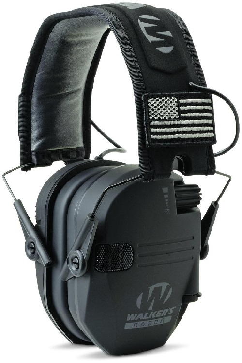 Walkers Razor Patriot Series Electronic Ear Muffs