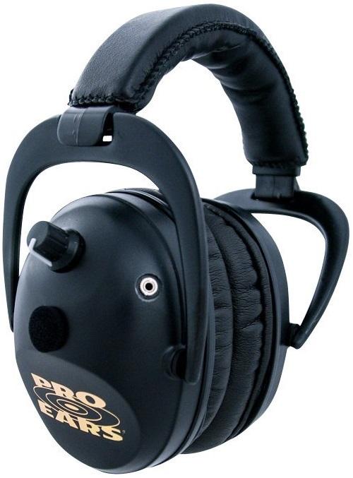 Pro Ears Predator Gold Earmuffs