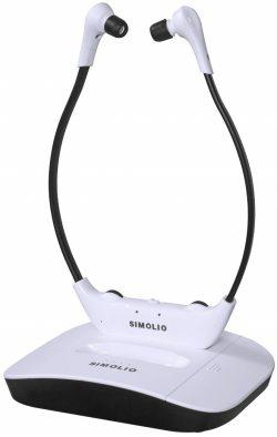 Simolio Wireless TV Headset
