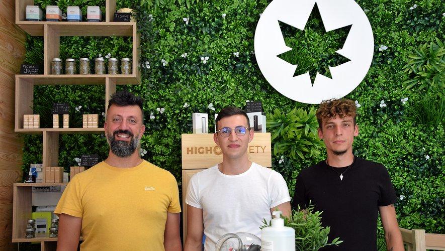 Rodez : une nouvelle boutique pour apaiser les maux grâce au CBD