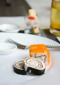sushis bienfaits sante