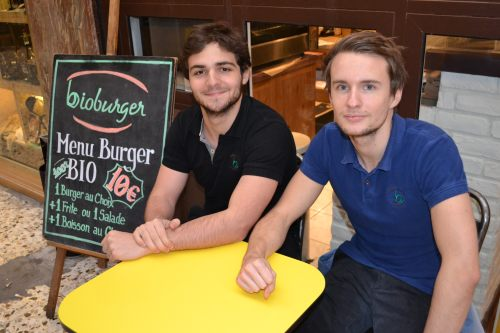Bioburger premier fast food bio en France