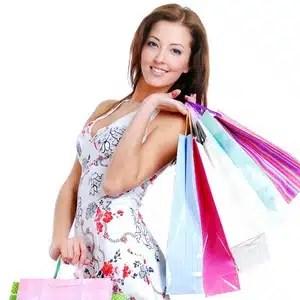 Le shopping bon pou le moral!