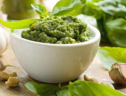 Astuce recette: Comment faire une sauce Pesto sans Basilic?