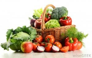 fruits et légumes santé mentale