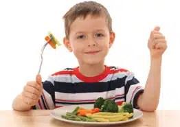 importance d'une alimentation saine dès le plus jeune age