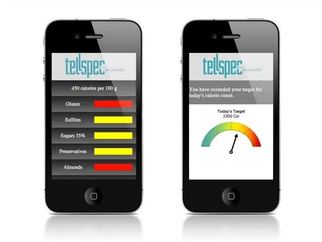 Tellspec, le scanneur de calories