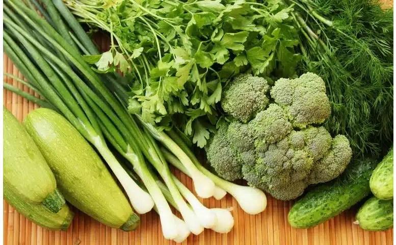 Le top 5 des legumes verts !