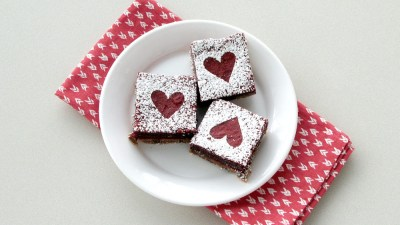 brownie de l'amour