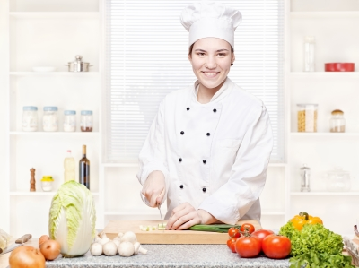 chef cuisine alimentation