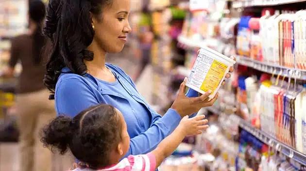 apprendre a dechiffres les etiquettes des produits