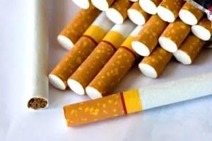 Dangers de la cigarette