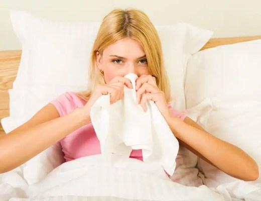 remedes naturels nez bouche rhume