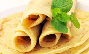Recette crepes allegees