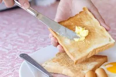 beurre tartine