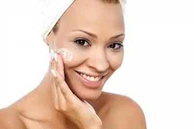 Crème visage beauté