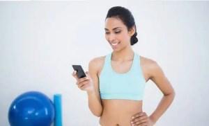 Fizz up application mobile coaching sportif
