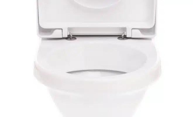 Toilettes et digestion