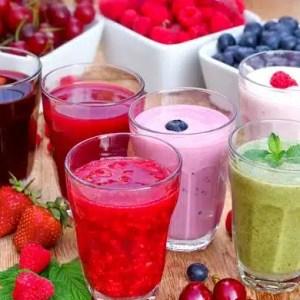 idees recettes de smoothies jus de fruits sains
