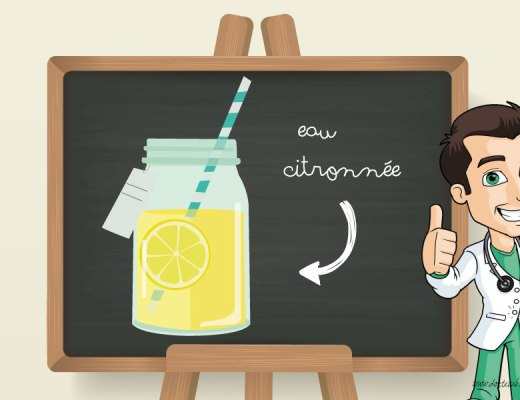 eau citronnee bienfaits