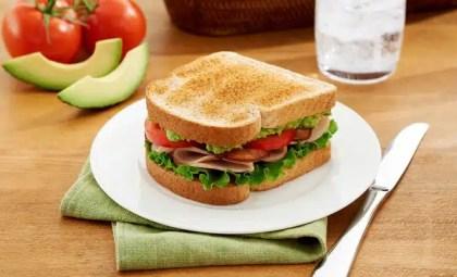 club sandwitch revisité recette