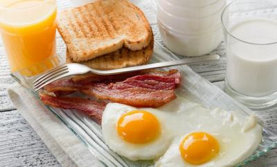 bienfaits petit dejeuner salé