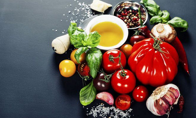 regime mediterraneen sante alimentation saine
