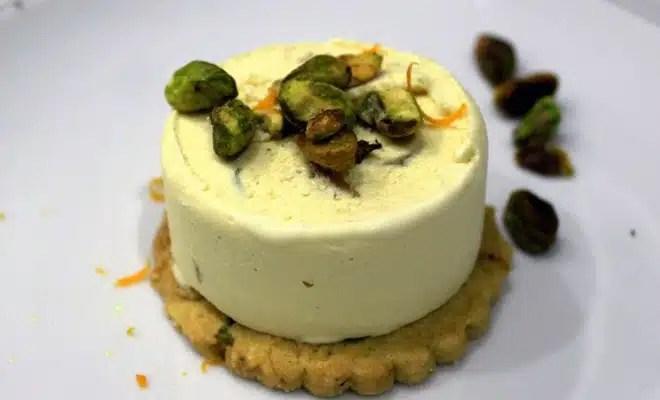 La recette de la glace au sapin épicéa bleu et au gingembre