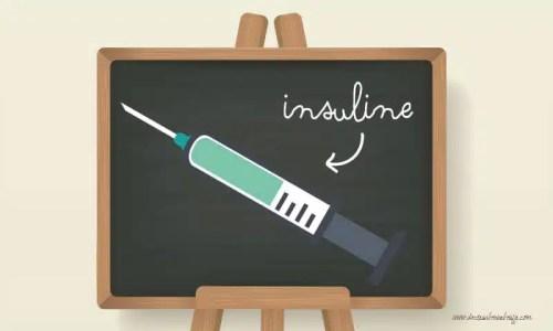 insuline et diabète