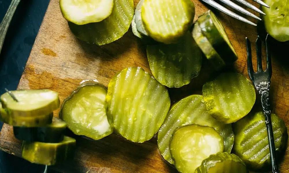 Pickles cornichons