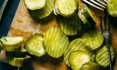 Pickles cornichons