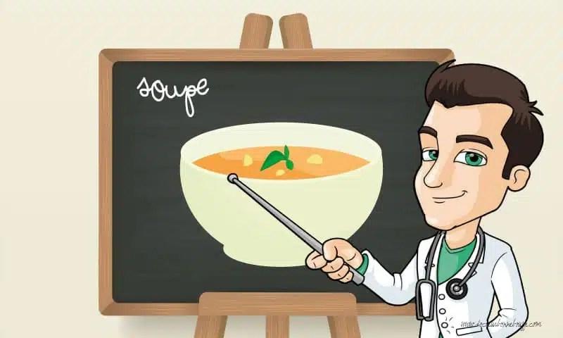bienfaits soupe