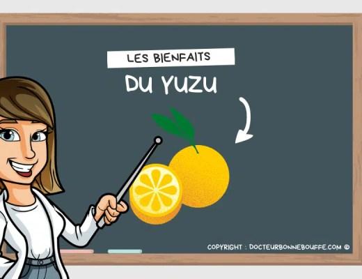 bienfaits du yuzu