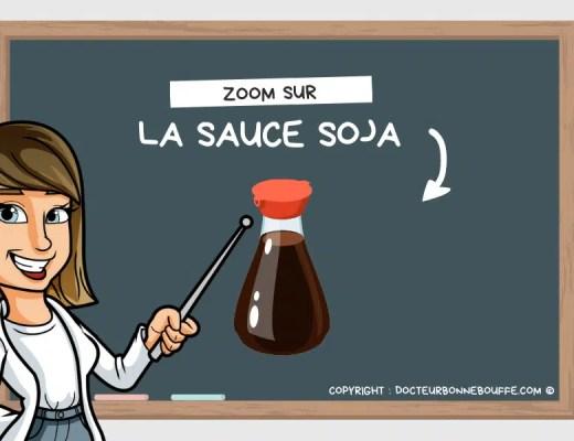 sauce soja bienfaits