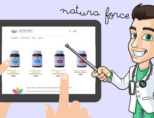 complements alimentaires natura force