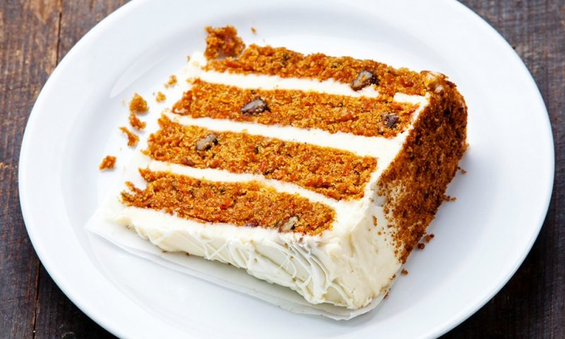 recettes de legumes en desserts carotte cake