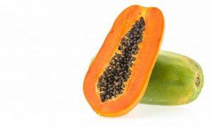 papaye fruit à index glycémique élevé