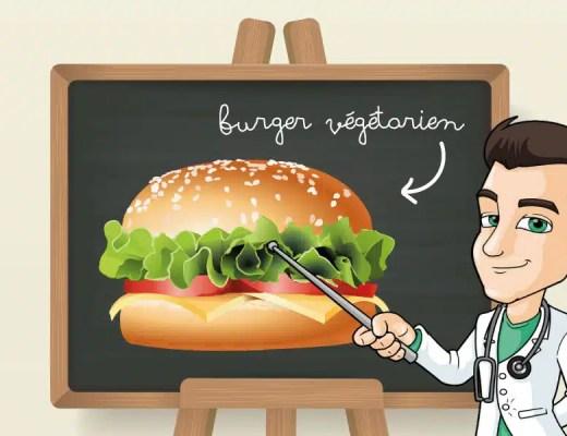 burgers vegetariens meilleurs ou pas