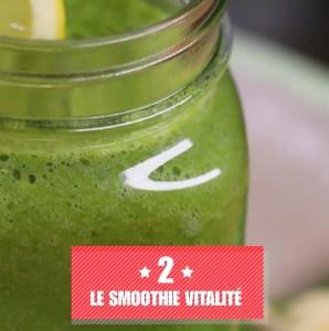 smoothie vitalite recette