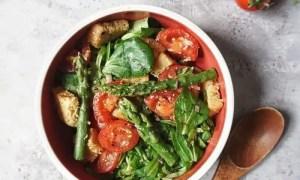 Une envie de salade aux asperges ?