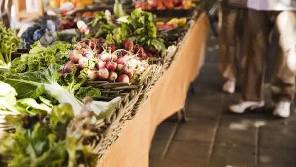alimentation de saison et locale