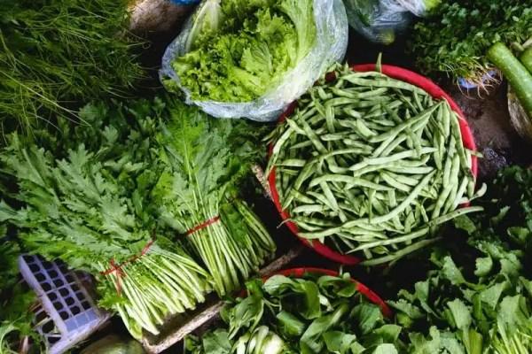 alimentation de saison et saveurs