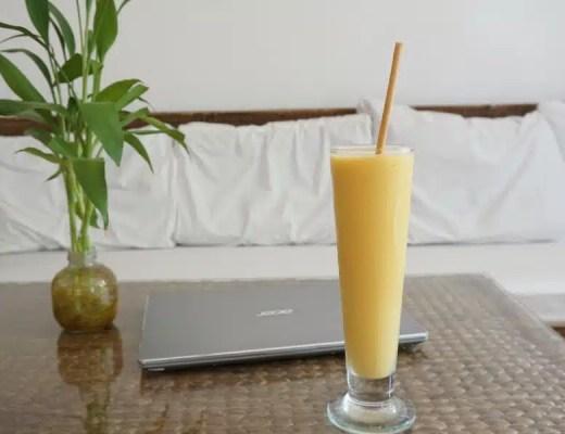 smoothie a la mangue recette